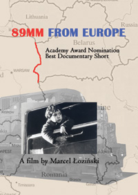 Eighty-Nine mm From Europe (DVD)