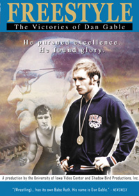 Freestyle: The Victories of Dan Gable (DVD)