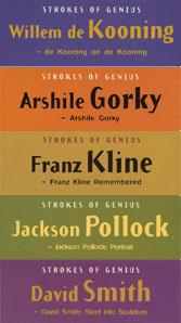 Strokes of Genius: (5-PART SERIES ON DVD)