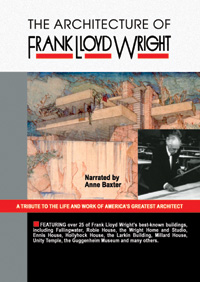 Architecture of Frank Lloyd Wright, The (DVD)