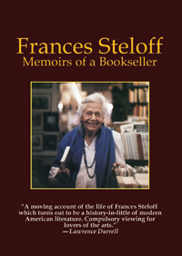 Frances Steloff: Memoirs of a Bookseller (DVD)