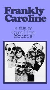 Frankly Caroline (VHS)