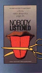 Nobody Listened